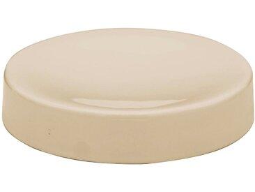 RIDDER Seifenschale »Pure«, rund, natur, beige