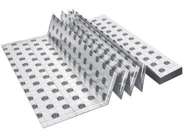 Arbiton Trittschalldämmfolie »Secura Extra Aquastop Smart 3in1«, 3 mm Stärke, (1-St), Schnell & Einfach mit besten Allroundeigenschaften