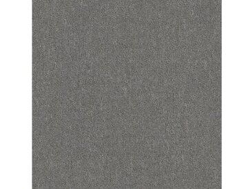 Teppichfliese »Jersey«, quadratisch, Höhe 3 mm, selbstliegend, grau, 4 St., SL 740 grau