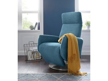 sit&more TV-Sessel, blau, azur