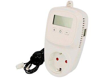 Römer Infrarot Heizsysteme RÖMER Infrarot Heizsysteme Thermostat mit Temperatur-Sensorkabel, weiß, weiß
