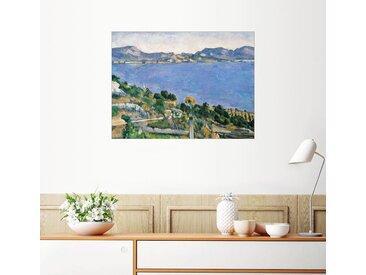 Posterlounge Wandbild, L 'Estague, Premium-Poster