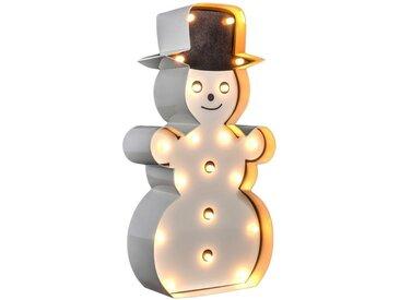 MARQUEE LIGHTS LED Dekolicht »Snowman«, Schneemann