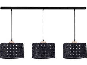 SPOT Light Pendelleuchte »Remon«, Leuchtenschirm aus wertigen Stoff, Passende LM E27 / exklusive, Made in Europe