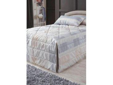 Westfalia Schlafkomfort Tagesdecke, natur, beige