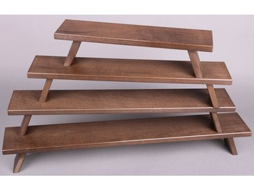 Weigla Schwibbogen-Fensterbank, aus FSC®-zertifiziertem Holz, buche-rustikal