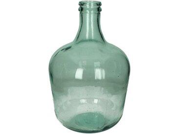 Engelnburg Dekovase » Hochwertige Blumenvase Vase Glas RECYCE«