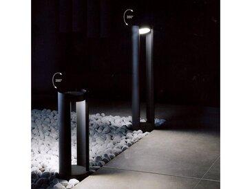 Licht-Trend LED Pollerleuchte »Tella LED 80cm Anthrazit«