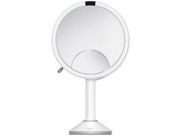 simplehuman Spiegel »20 cm Sensorspiegel trio«, weiß, weiß