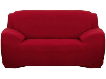 TOPMELON Sofahusse »Sofahusse«, rot, 3-Sitzer, Rot