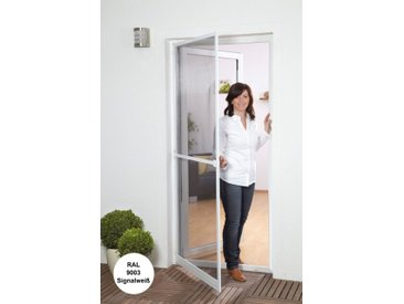 hecht international Insektenschutz-Tür »Basic«, Bausatz BxH: 100x210 cm, weiß