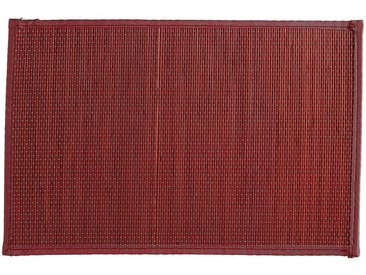 Ritzenhoff & Breker Platzset, »Timber«, (Set, 6-St), 30 x 45 cm, rot, weinrot