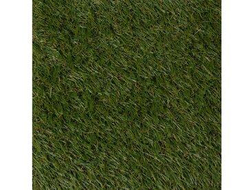 Andiamo Kunstrasen »Mallorca«, Breite 400 cm, grün, Meterware, grün, Premium-Qualität, grün