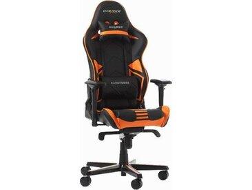 DXRacer Gaming Chair Racing-Serie, OH/RV131, orange, schwarz/orange