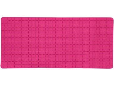 MSV Badematte »Quadro Premium«, rosa, pink