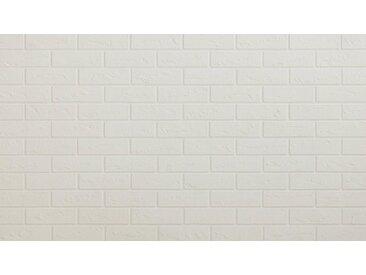 ELASTOLITH Verblender »Iceland«, weiß, für den Innenbereich 6 m², weiß, weiß