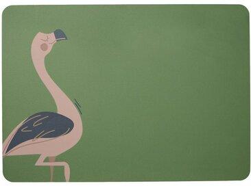 ASA SELECTION Platzset, »kids Fiona Flamingo 33 x 46 cm«