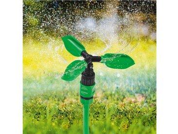 EASYmaxx Gartensprinkler mit Flexi-Schlauch 2m