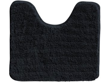 heine home Badgarnitur einfarbig, schwarz, schwarz