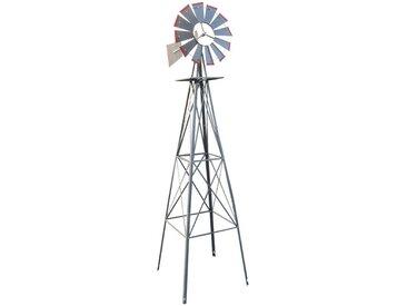 FCH Windrad »65 x 245cm«, grau, Grau