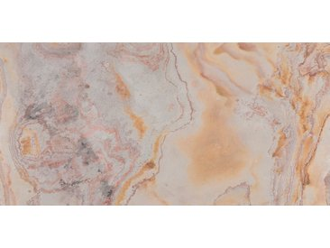 SLATE LITE Dekorpaneele »Blanco«, Naturstein, Stärke 1,5 mm, 60 x 30 cm, 6er Box, grau, 60 x 30 cm, natur/grau/rot