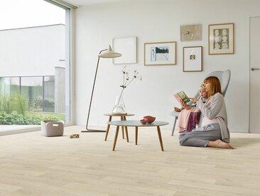 Andiamo Vinylboden »Impression«, Breite 300 und 400 cm, Meterware, Stabparkett, natur, hellbraun