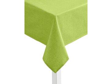 Peyer-Syntex Tischdecke, grün, apfelgrün