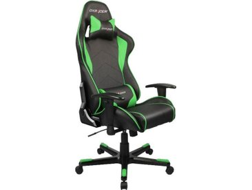 DXRacer Gaming Chair Formula-Serie, OH/FE08, grün, schwarz/grün
