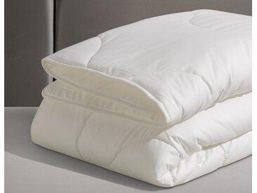 """Schlafwelt Naturfaserbettdecke, »Tencel KbA«, warm, Bezug: 100% Baumwolle, (1-tlg), Duo-Decke mit """"sehr gut getestet"""", Bezug aus Bio-Baumwolle"""
