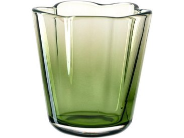 LEONARDO Windlicht »CASOLARE Grün 16 cm«