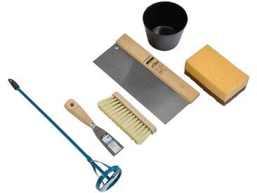 Friess Nespoli FRIESS NESPOLI Werkzeugset »Renovierungsset«, 6-tlg., blau, blau