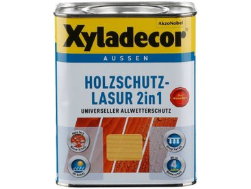 Xyladecor XYLADECOR Holzschutzlasur »2in1«, 2 in 1, tannengrün
