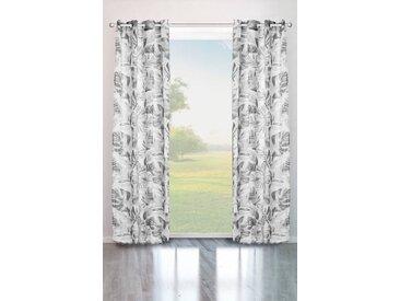 my home Vorhang »MONSTERA«, Ösen (1 Stück)