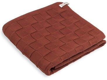 Knit Factory Handtücher »Badetuch Ivy Rost«