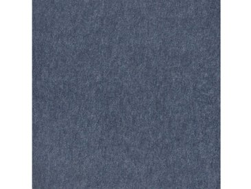 Andiamo ANDIAMO Teppichboden »Coupon Invita«, Breite 400 cm, Meterware, blau, dunkelblau