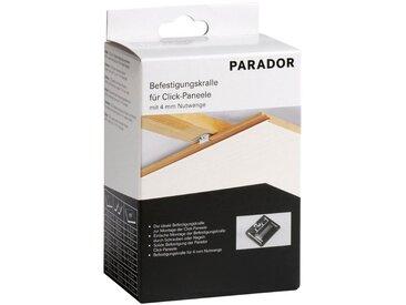 PARADOR Profilkralle »K 400«, 125 Stk., silberfarben, silberfarben