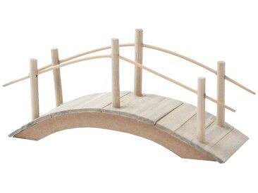 VBS Dekofigur »Holzbrücke«, 11cm