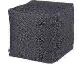 H.O.C.K. Sitzwürfel »Onixemon«, schwarz