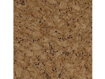 Bodenmeister Vinylboden »PVC Bodenbelag Korkoptik«, Meterware, Breite 200/300/400 cm