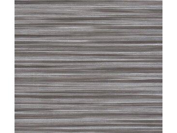 A.S. Création Vinyltapete, Unitapete Grau Papiertapete 363312 Wandtapete Modern Abziehbar