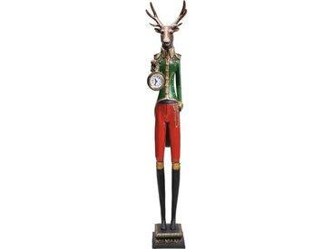 KARE Standuhr »Tischuhr Gentleman Deer 66«