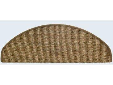 Dekowe Stufenmatte einzeln oder im 15er Set, braun, haselnuss