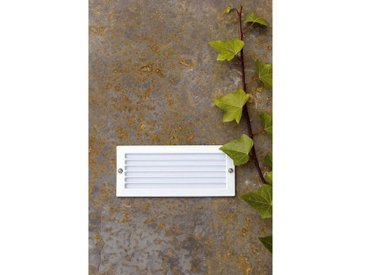 FARO Barcelona Gartenstrahler »ESCA IP44 Weiß«