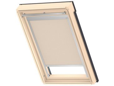 VELUX Verdunkelungsrollo »DBL M08 4230«, geeignet für Fenstergröße M08, natur, natur