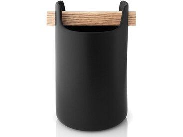 Eva Solo Aufbewahrungsbecher »Toolbox Schwarz H 15cm«, Holz, (1-tlg)