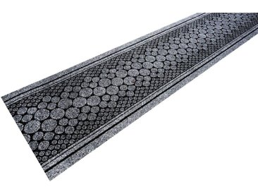 Living Line Läufer »Stone«, rechteckig, Höhe 7 mm, In- und Outdoor geeignet, Meterware, grau, grau