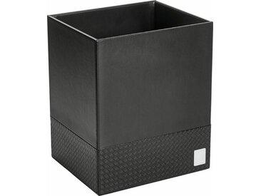 Joop! Papierkorb »BATHLINE«, schwarz, schwarz