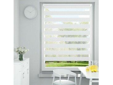 i@home Doppelrollo »Duo Rollo Doppelrollo Fensterrollo Seitenzugrollo Blickdicht Klemmfix ohne Bohre«, Blickdicht, ohne Bohre