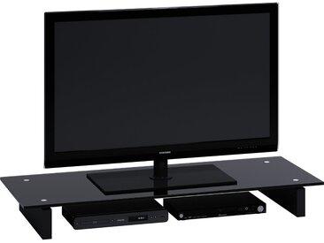 Jahnke TV-Aufsatz »Z-GA 110«, schwarz, Schwarzglas