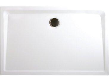 Schulte Rechteckduschwanne »Extraflach«, rechteckig, Sanitäracryl, BxT: 120 x 90 cm